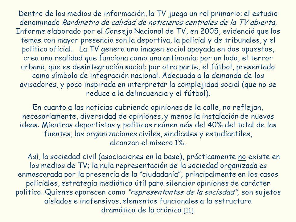 dramática de la crónica [11].